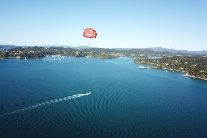 MÁS FOTOS, Private Parasail Charter over the Bay of Islands
