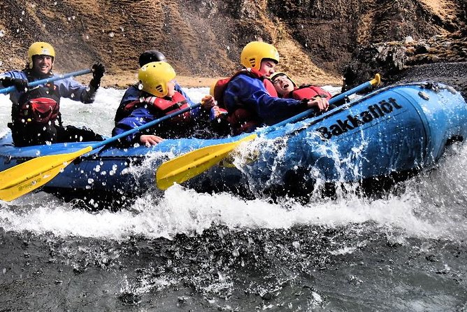 Enjoy a trip through the magnificent West Glacial canyon. This trip is ideal for those who want to enjoy a relaxing trip and take in some breathtaking scenery. For family rafting the West is the best. The West Glacial River is classed 2-3.
