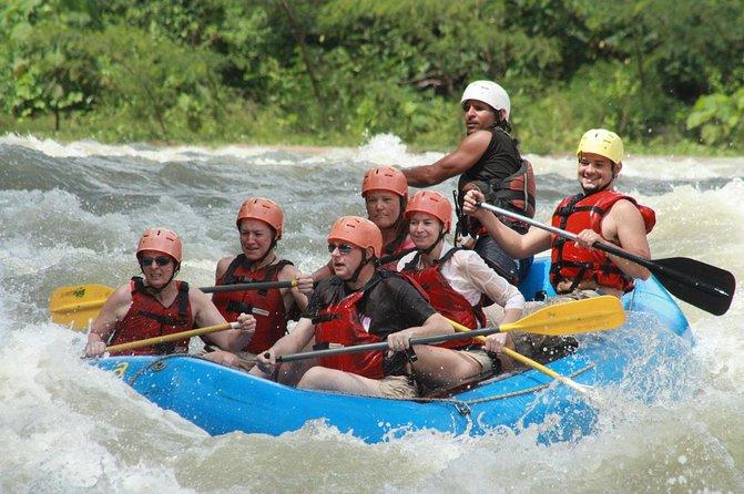 Wild Savegre River Whitewater Rafting from Manuel Antonio, Quepos, COSTA RICA