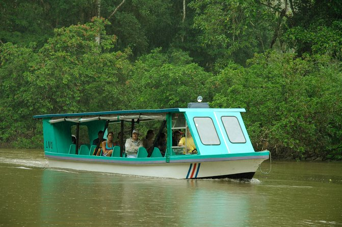 Sarapiqui River Boat Tour and Zipline Adventure, San Jose, Costa Rica
