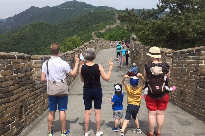 Come and join this amazing private day tour during your stay in Beijing. As one of the most popular section, Mutianyu Great Wall attracts thousands of travelers every day, hiking with your experienced personal tour guide, it will be amazing for sure! You can choose the options by different language. All the entrance tickets to the sights, lunch in a local Chinese restaurant and round cable car up and down the wall are inclusive.