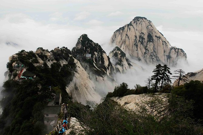 Private Full Day Tour to the Picturesque Hua Mountain, Sian, CHINA