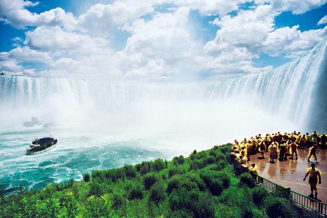 Luxury Private Tour of Niagara Falls from Toronto, ,