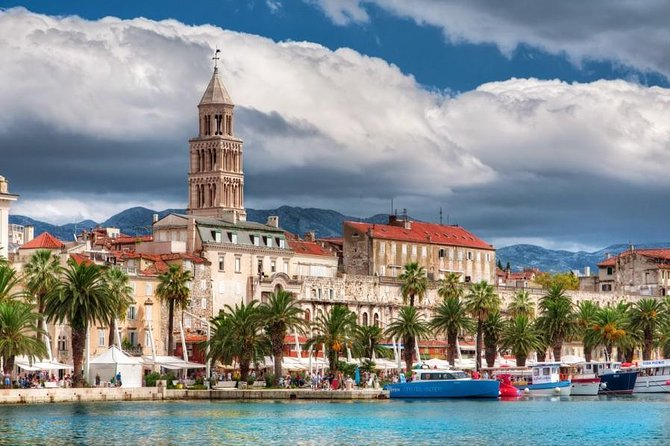The tour begins with a driveto the lovely seaside town of Trogir after which you will take a walking tour of Split and its many highlights such as Dioklecian's Palace, the bell tower of St. Duje, Prokurative and much more!