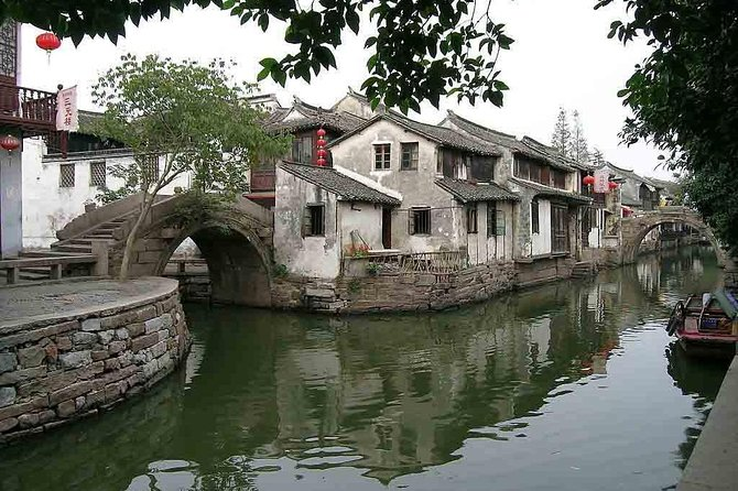Group Day Tour in Suzhou and Zhouzhuang from Shanghai, Shanghai, CHINA