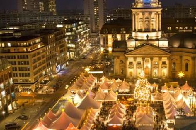 Berlin Christmas Markets Walking Tour, Berlin, GERMANY