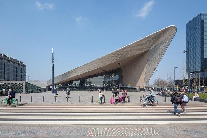 Recorrido cultural a pie en Róterdam, Rotterdam, HOLANDA