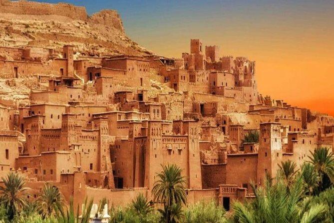 Excursión privada a Ait Ben Haddou por la carretera de las kasbahs desde Marrakech, Marrakech, Ciudad de Marruecos, MARRUECOS