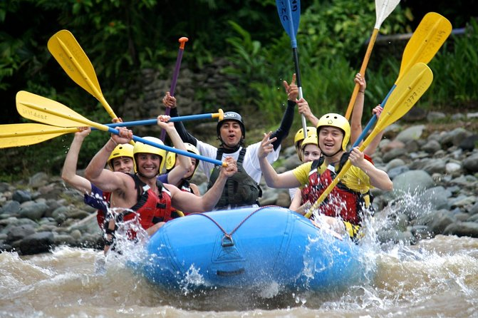 Savegre River Rafting Adventure from Quepos, Quepos, COSTA RICA