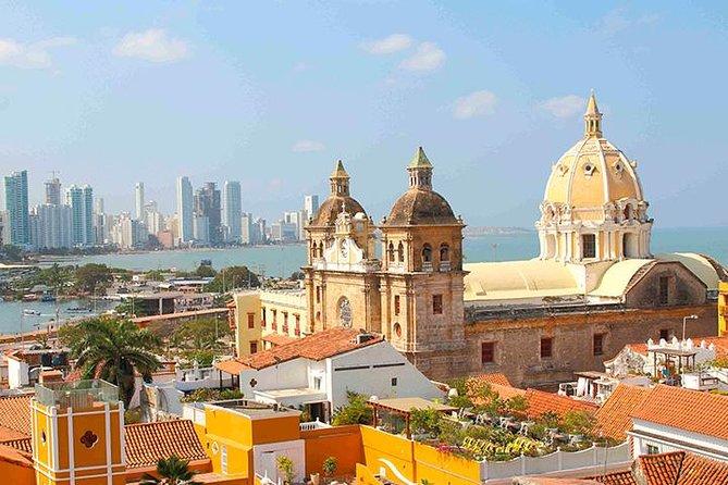 Traslado de llegada y salida de Cartagena, Cartagena de Indias, COLOMBIA