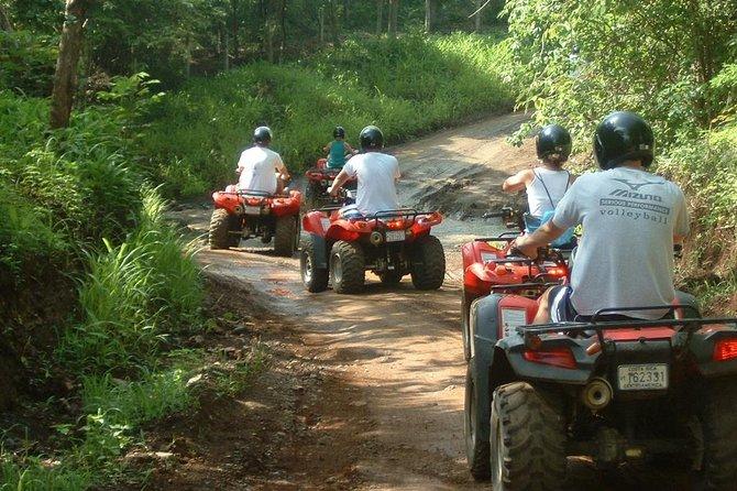 Tamarindo ATV Mountain Tour, Praia Flamingo, Costa Rica