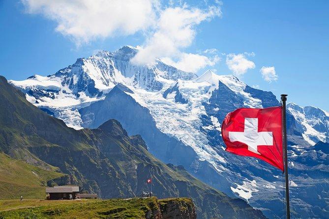 Escapada de un día independiente al Oberland bernés y la región de Jungfrau desde Lucerna, Lucerna, SUIZA