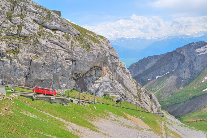 Mount Pilatus Summer Day Trip from Lucerne, Lucerna, Switzerland