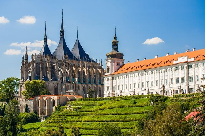 Thanks to its gorgeous church, Kutná Hora is a perfect place to visit from Prague. Visit this beautiful conservation area listed in the UNESCO World Cultural Heritage List and its unique Ossuary.