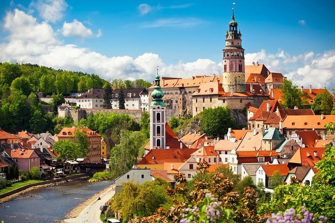 Český Krumlov is an extraordinary architectonic jewel listed in the UNESCO World Cultural Heritage List. Visit romantic Český Krumlov, where you can breathe in its great history.<br><br>Lunch and entrance fees included.<br><br>During the celebration of the five-petalled rose from 19.6 - 21.6.2020 additional fee 300 CZK
