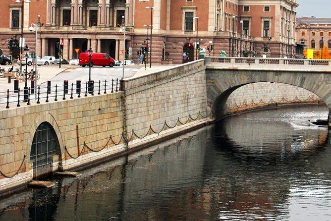 Cruzeiro pelas Pontes de Estocolmo, Estocolmo, Suécia