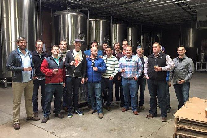 Crucero por las cervecerías públicas de Charlotte, Charlotte, NC, ESTADOS UNIDOS