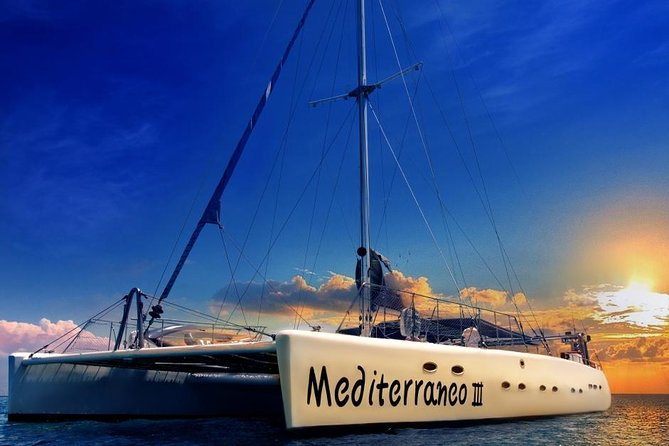 Mediterraneo III Catamaran Elite Cruise Adults only - from Protaras, Protaras, CHIPRE