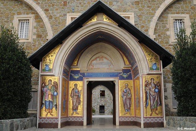 Kykkos Monastery and Kakopetria Village Excursion from Protaras, Protaras, CHIPRE