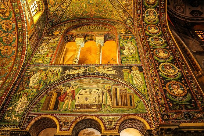 Ravenna: private full-day tour with mosaics admission, Ravenna, Itália