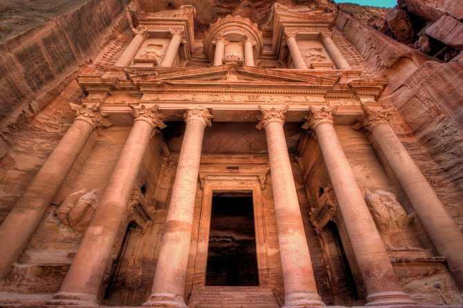 Recorrido De Un Dia Desde Amán Hasta Petra, Aman, JORDANIA