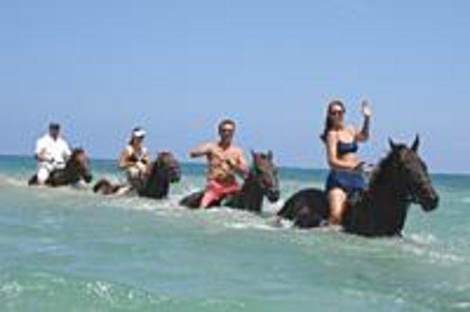 Paseo a caballo en Heritage Beach, Ocho Rios, JAMAICA