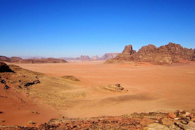 One Night Camping in Wadi Rum (Meals Included), Aman, JORDANIA
