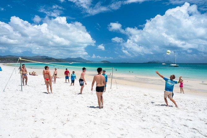 Whitehaven Beach and Hamilton Island Cruise, Airlie Beach, AUSTRALIA