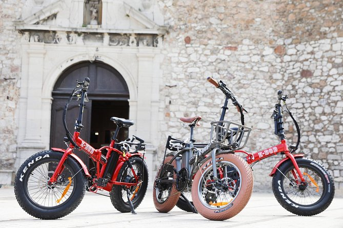 Full-Day Electric Bike Rental in Cannes, Cannes, FRANCIA