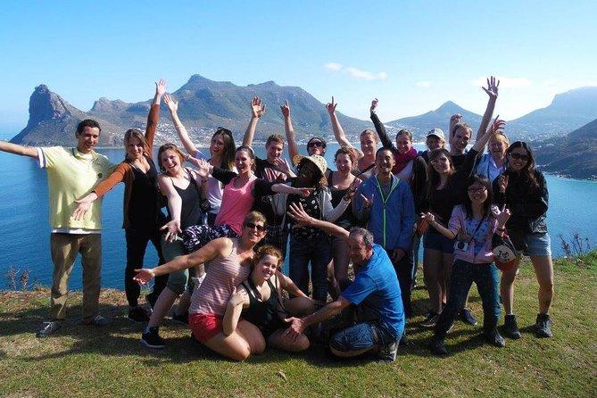 Excursão turística de dia inteiro pela Península do Cabo e Cape Point, saindo da Cidade do Cabo, Cidade do Cabo, África do Sul