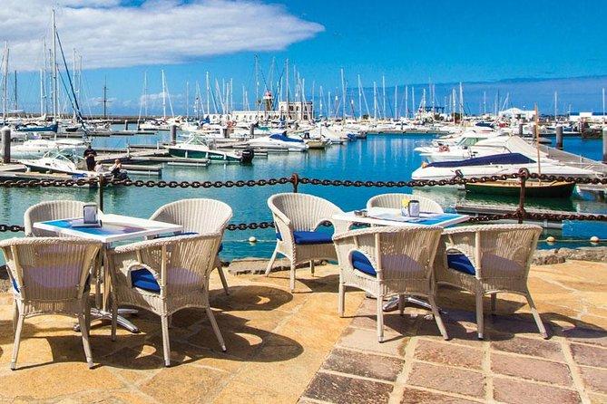 Lanzarote shop and sail in style from Fuerteventura, Fuerteventura, ESPAÑA