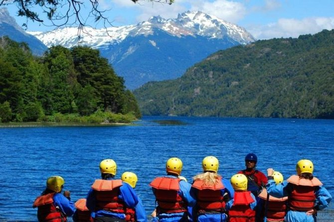 Rafting Lower Manso River From Bariloche, Bariloche, ARGENTINA