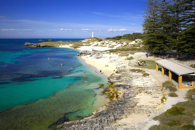 Rottnest Island Fast Ferry from Hillarys Boat Harbour Including Bike Hire, ,
