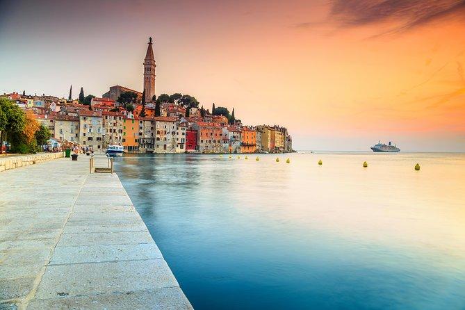 A great way to enjoy in Croatia's craggy coastline, sailing along West Istria (Rovinj, Lim Fjord and Vrsar)