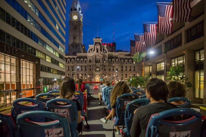 Visita turística en autobús con paradas libres por la ciudad de Filadelfia., Filadelfia, PA, ESTADOS UNIDOS