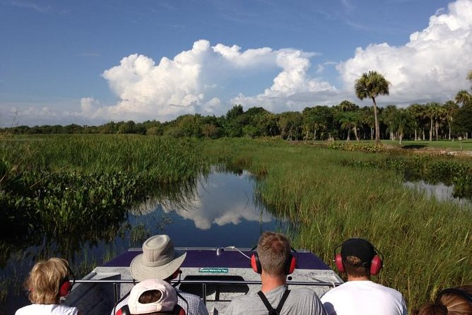 Spend a full day exploring the wilderness of the Everglades on this adventure from the Greater Fort Myers/Naples area. With your naturalist guide, take an exciting airboat ride in the Western Everglades, see wildlife on a drive through Big Cypress National Preserve, admire towering cypress trees on a nature walk, and enjoy a relaxing boat cruise along mangrove-lined waters to see manatees, dolphins and osprey. Your guide will teach you all about the Everglades andaccompany you to lunch where you'll get to try alligator!