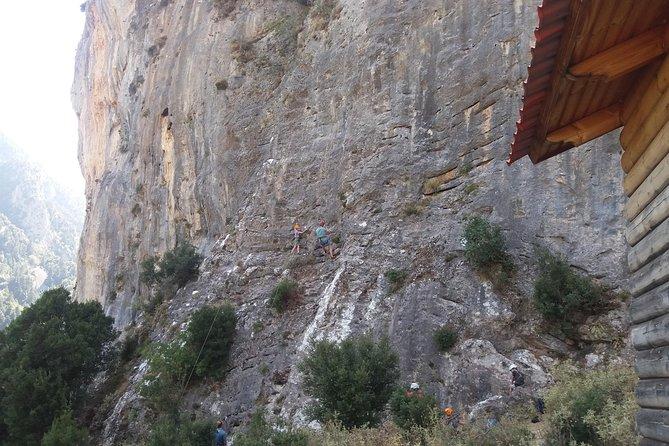 Rock Climbing at Lagada- Taygetos, Kalamata, GRECIA