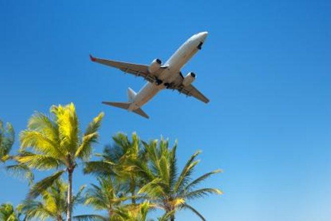 Traslado compartilhado de ida e volta: Aeroporto Internacional de Maui para os hotéis, Maui, HI, ESTADOS UNIDOS