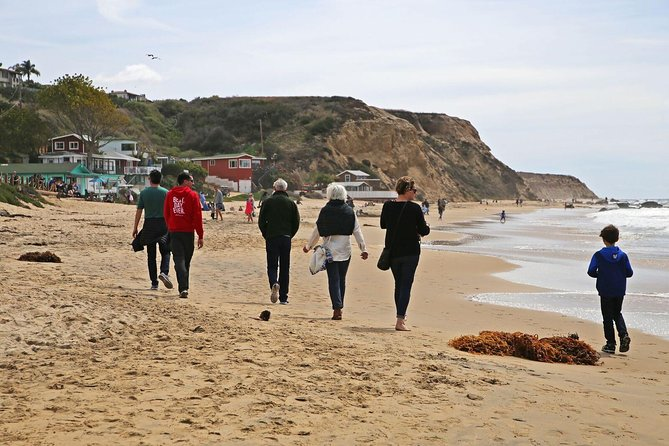 This half-day tour of Laguna Beach combines elements of art and Americana. Stroll around downtown Laguna Beach, admire the street art of a well-known Californian artist, sample some local treats including candy and milkshakes an a visit to the historical beach community of Crystal Cove.