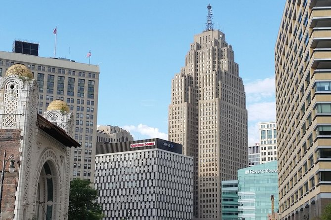 Detroit may have filed for bankruptcy but it's still a city rich in history, architecture, and innovation. See which buildings have been restored and which await renewal on this Detroit tour led by a passionate and proud local.