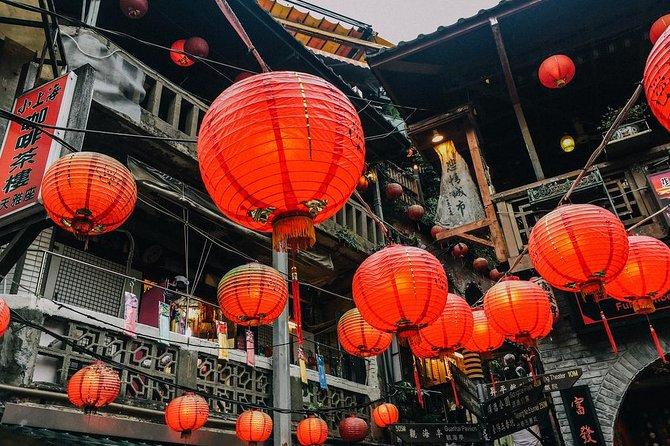 Jiufen en Español - Excursión privada al pueblo que inspiró El Viaje de Chihiro, Taipei, TAIWAN