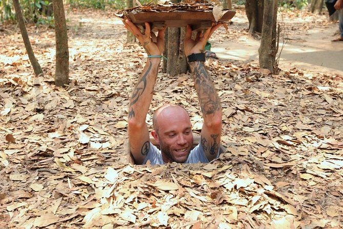 Cu Chi Tunnels Luxury Group Tour Half Day, Ho Chi Minh, VIETNAME