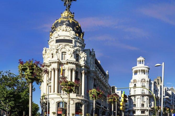 Private Custom Madrid Tour & optional Skip the Line Prado Museum Ticket, Madrid, ESPAÑA