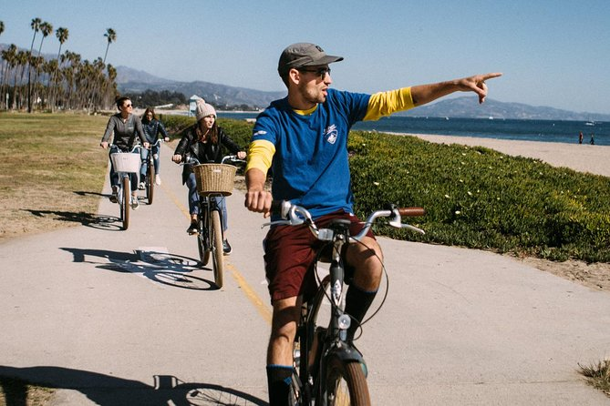 Enjoy the beautiful sights of Santa Barbara while riding an easy-to-use electric bike. Follow your guide to the Santa Barbara Mission, State Street and other historical sites, and learn about the city's history. Have your camera ready as you cruise along the gorgeous Pacific Ocean coastline. <br><br>This small-group tour is ensures you a personalized experience.