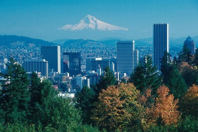 Best of Portland Morning City Tour, Portland, OR, ESTADOS UNIDOS