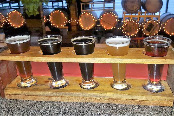 With 21+ breweries Eugene is an ideal place to experience Oregon brewery scene.We will visit three breweries and do a tasting of craft beer at each one. You will gain a better understanding of the different varieties of beer as you sample everything from ales and lagers to porters and stouts.