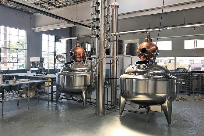 Eugene Distillery Trail, Eugene, OR, ESTADOS UNIDOS
