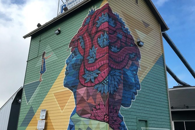 Urban Street Art Tour, Eugene, OR, ESTADOS UNIDOS