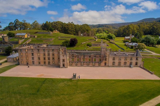 Take a walk into the past at the Port Arthur Historic Site! With a two-day pass to this UNESCO World Heritage Site, you'll go on a guided walking tour, have access to more than 30 historic buildings and ruins, and enjoy a cruise on Port Arthur's harbor. With so much to see at Port Arthur, this two-day pass ensures you won't miss a thing. <br>We are COVID Safe! The safety and health of our visitors, staff and community is always our priority. We have increased the frequency of cleaning and sanitising of the site. Social distancing rules are being followed strictly. Further details regarding our COVID Safe Plan can be found on our website.