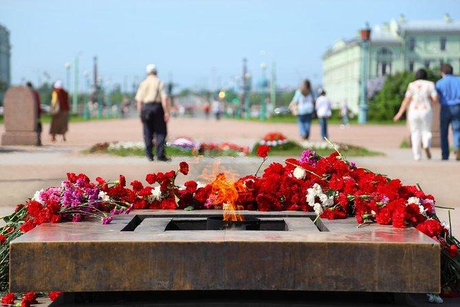 Tour a pie por la zona comunista de San Petersburgo, San Petersburgo, RUSIA
